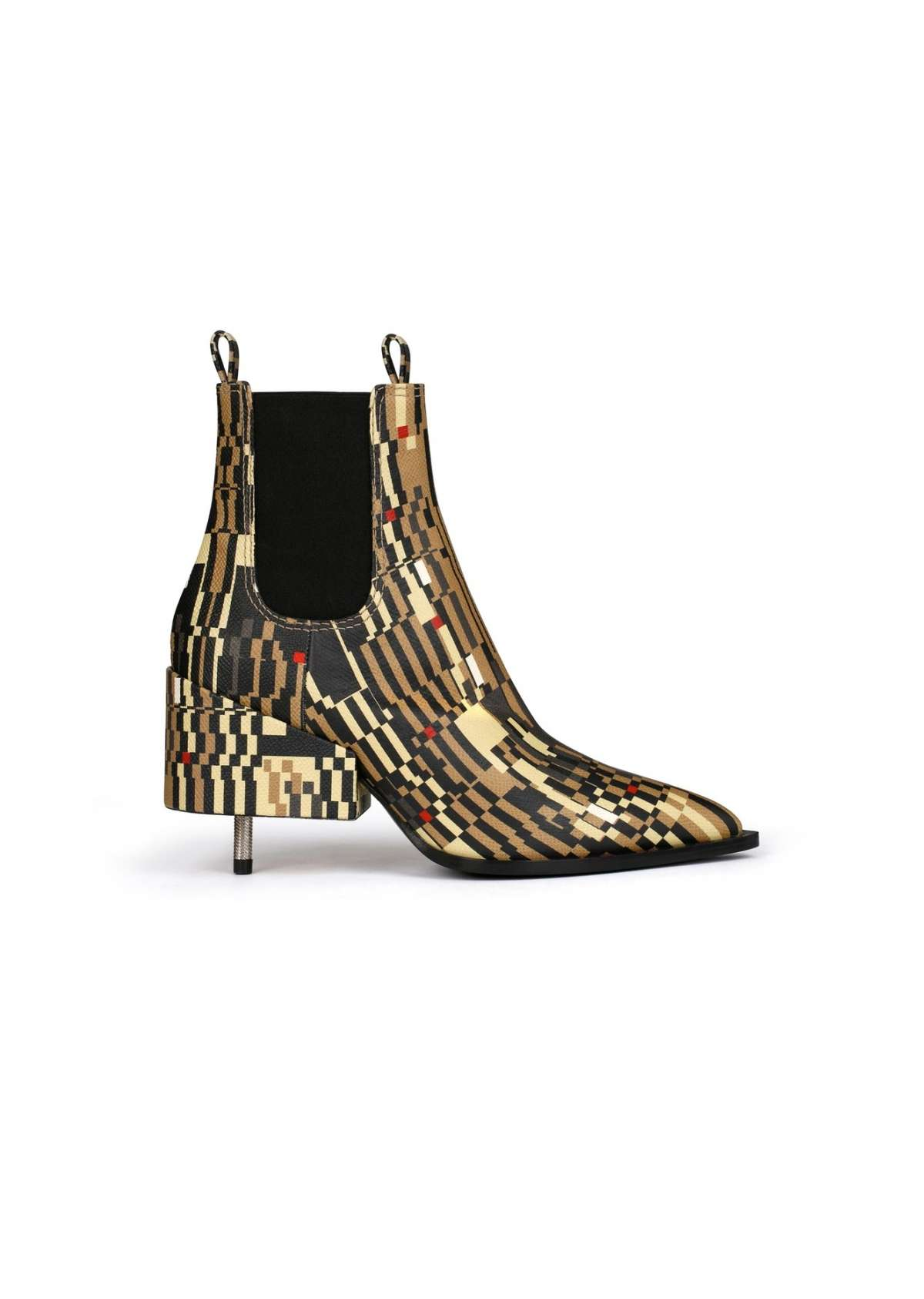 Chelsea boot Givenchy stampati