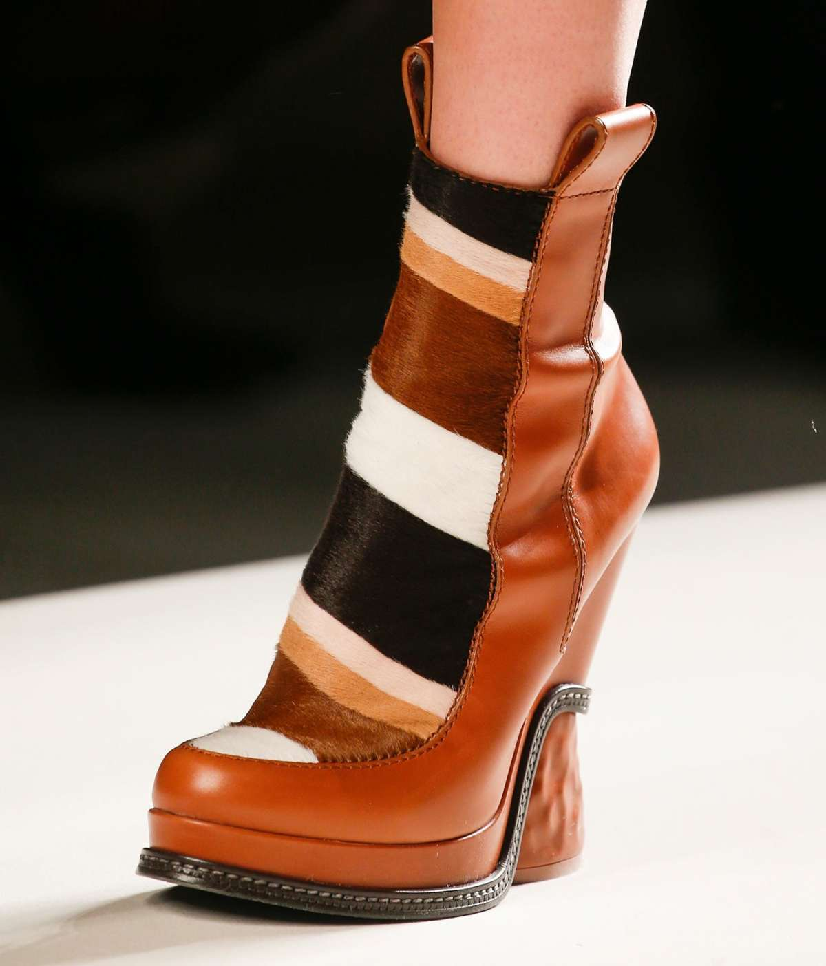 Ankle boot Fendi