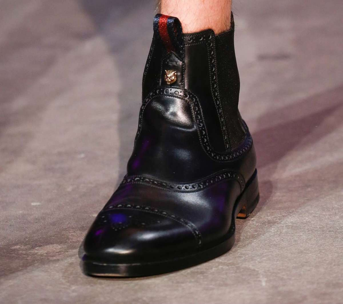 Chelsea boot Gucci