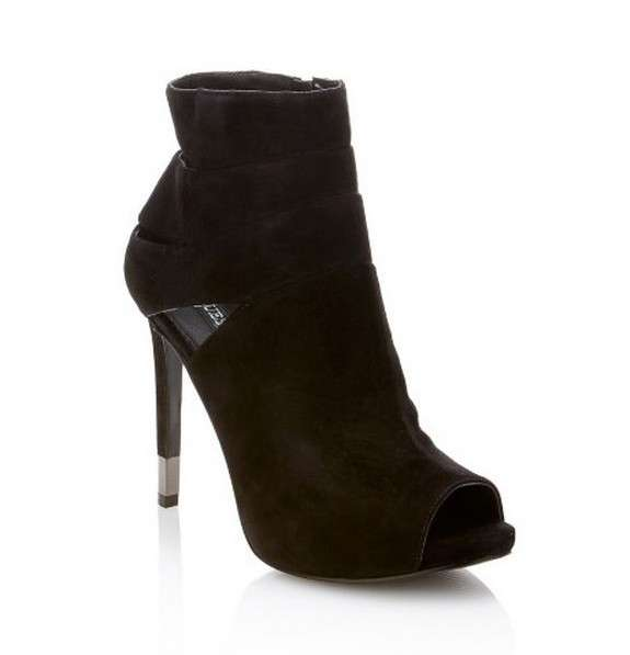 Ankle boot in camoscio Guess