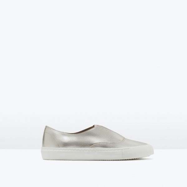 Slip on laminate Zara