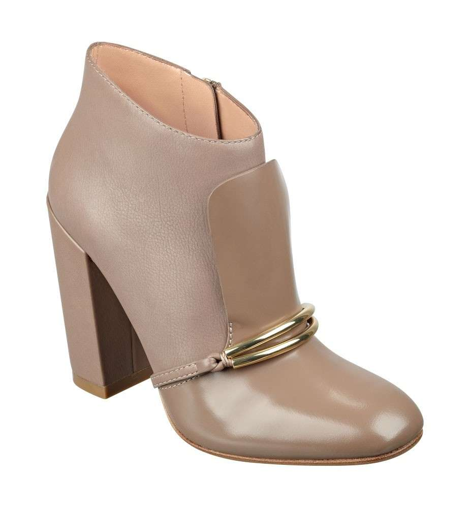 Ankle boot Sigerson Morrison beige