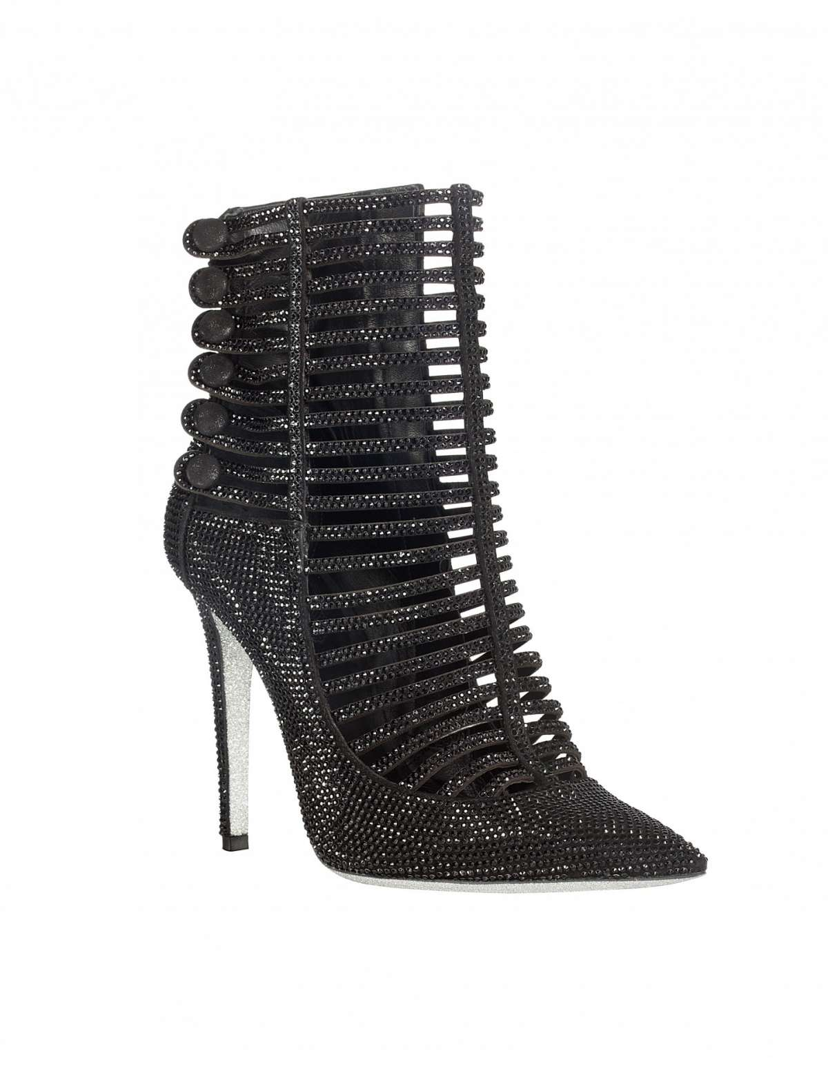 Ankle boot cage