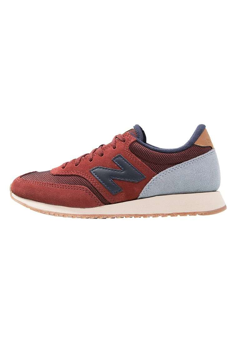 Sneakers burgundy New Balance