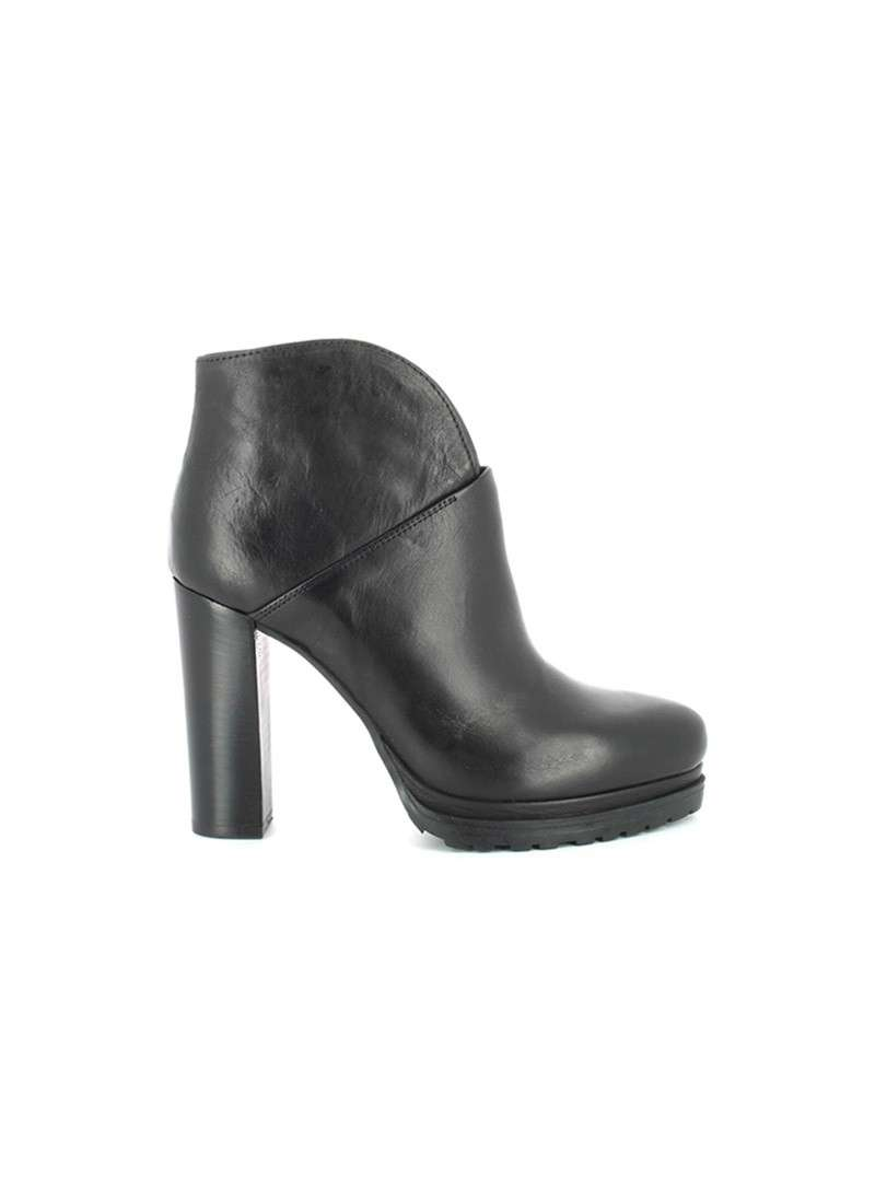 Ankle boot con tacco Manas