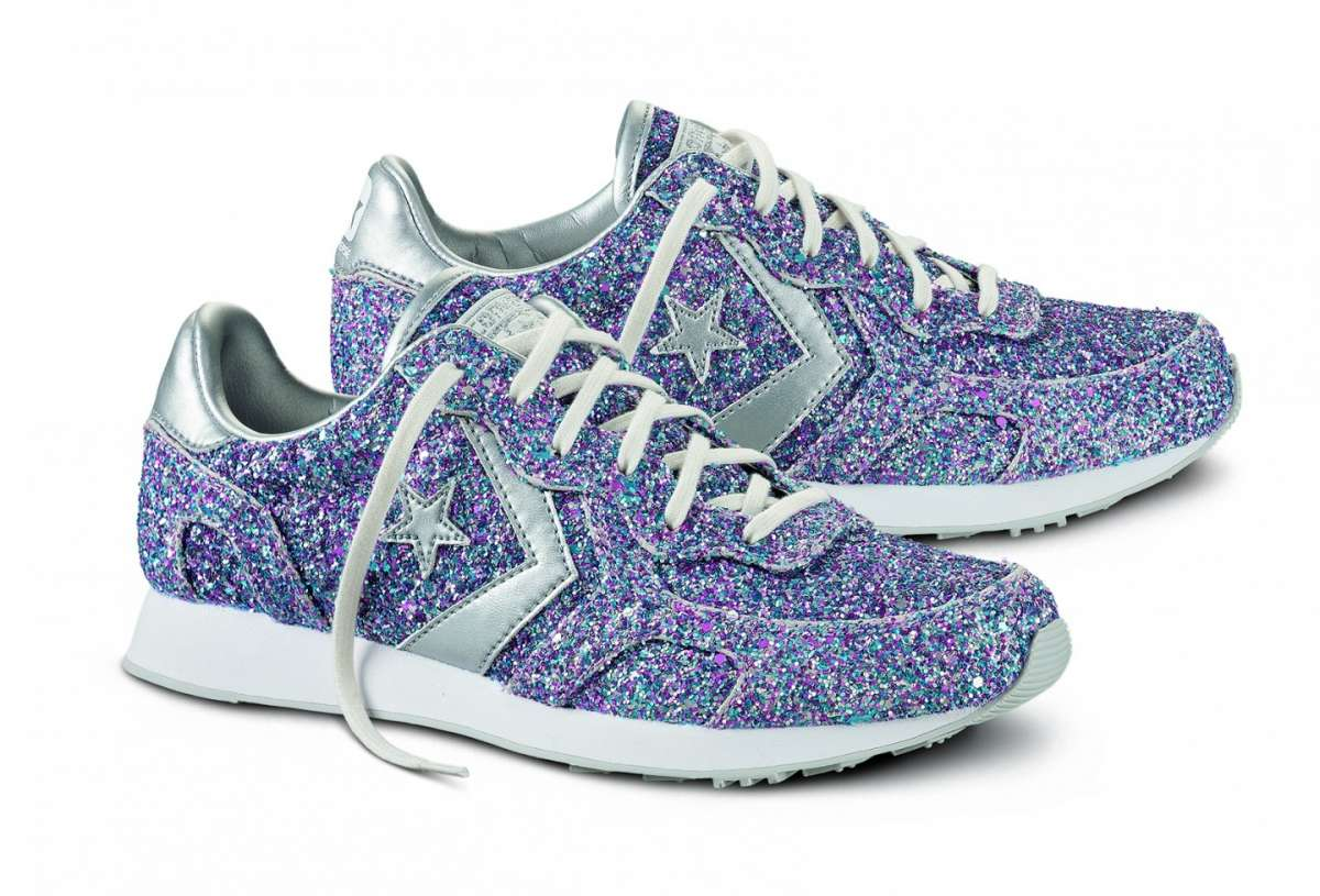 Auckland Racer glitter multicolor