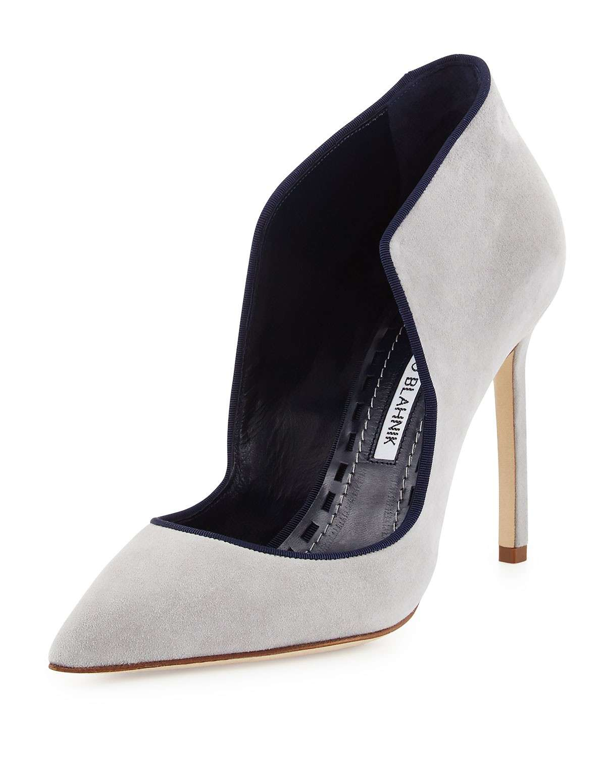 Pumps accollate Espedal