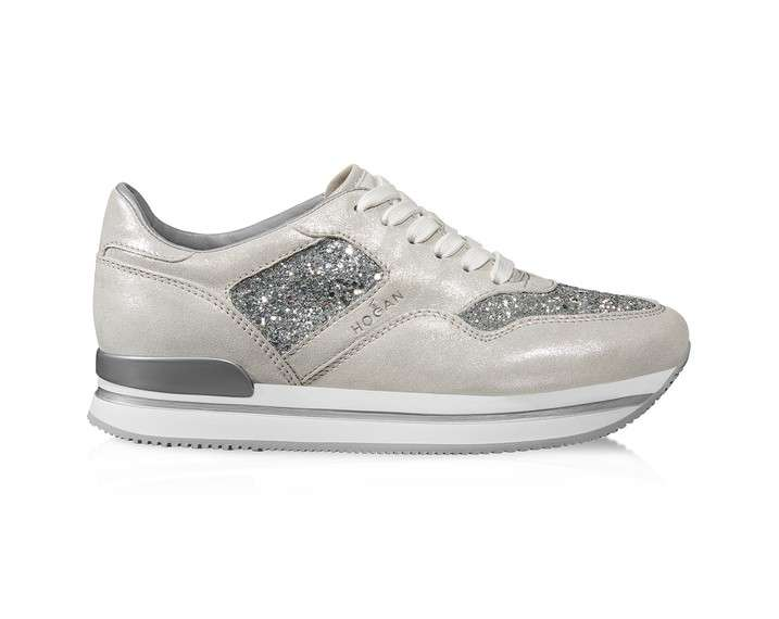 Sneakers con strass Hogan