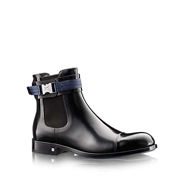 Chelsea boot Louis Vuitton
