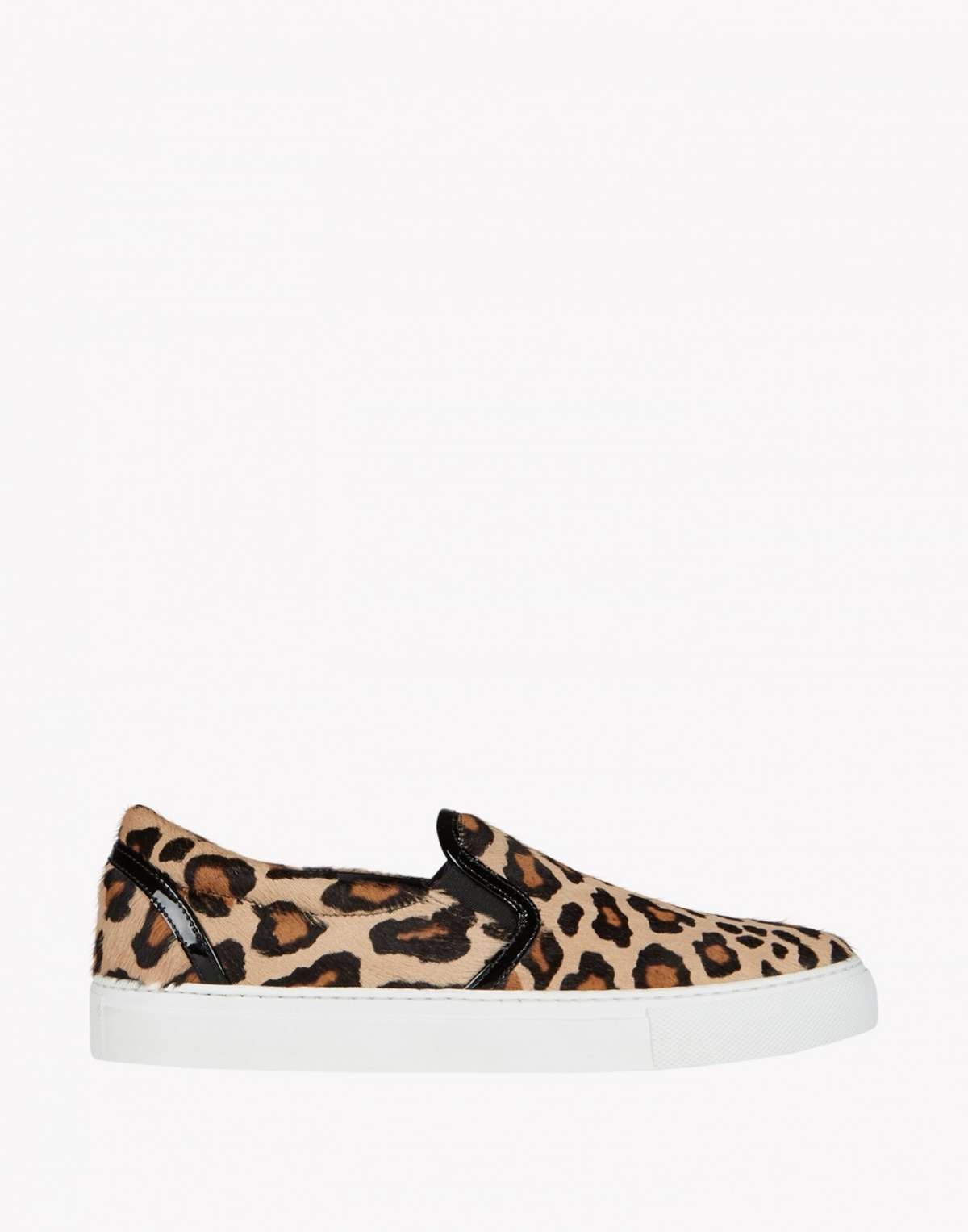 Slip on in cavallino Dsquared2