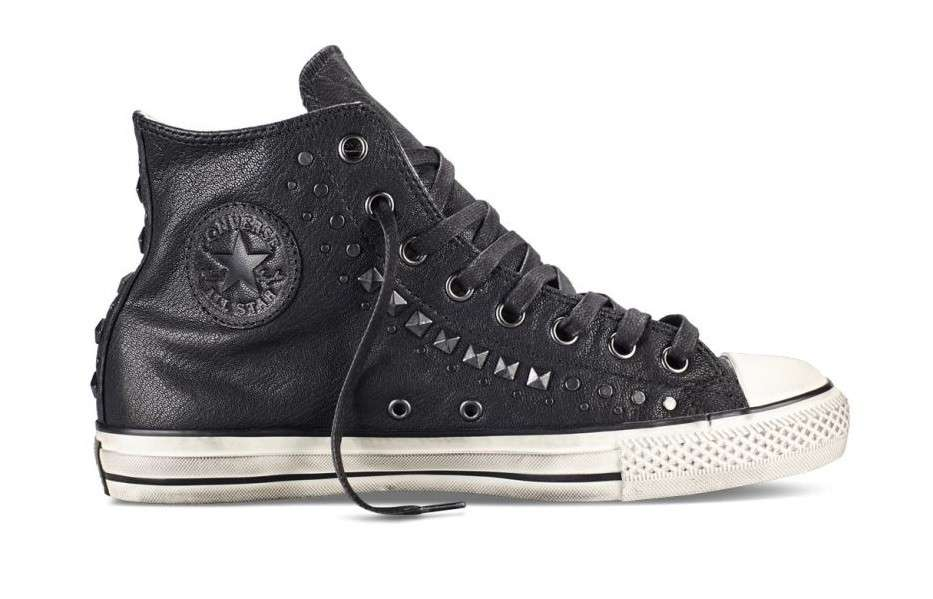 Converse by John Varvatos con borchie