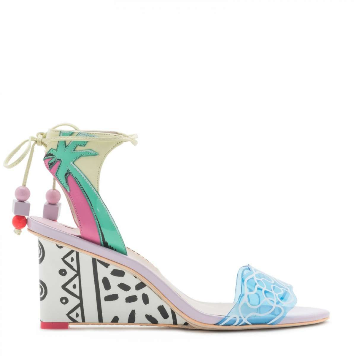 Sandali multicolor Sophia Webster