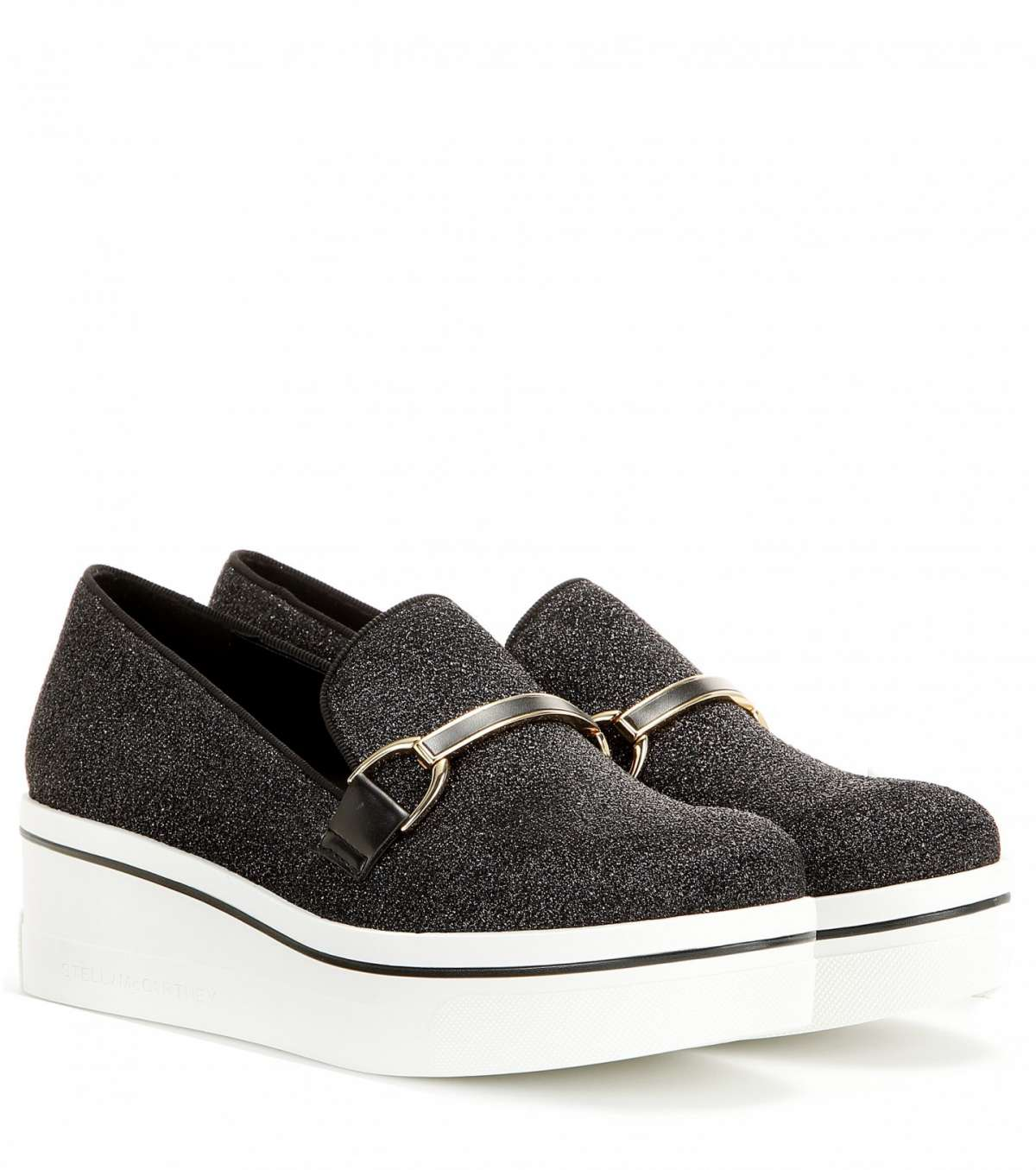 Slip on nere Stella McCartney