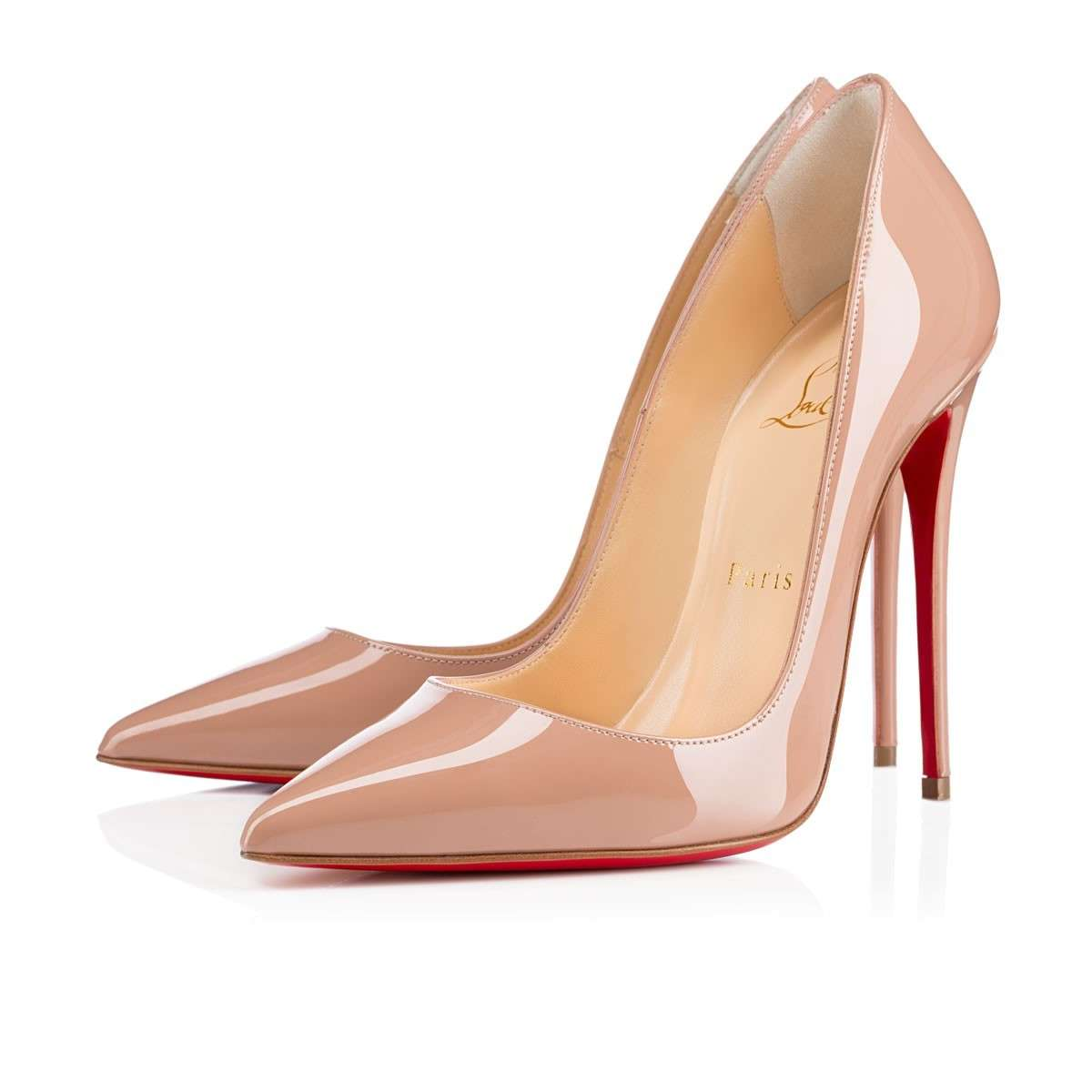So Kate nude Christian Louboutin