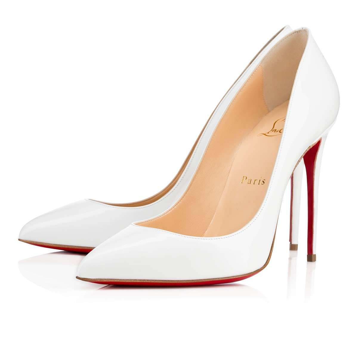 Pigalle bianche Christian Louboutin