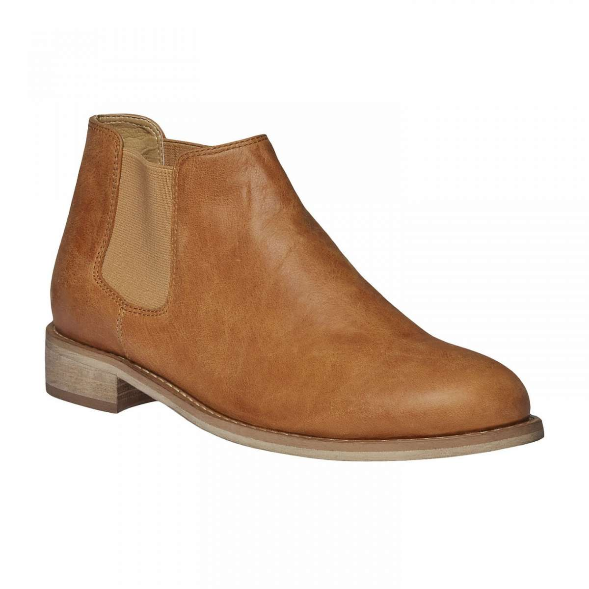 Chelsea boot marroni Bata