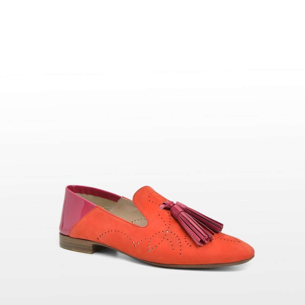 Slippers bicolor