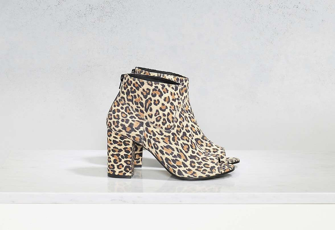 Ankle boot animalier Golden Goose