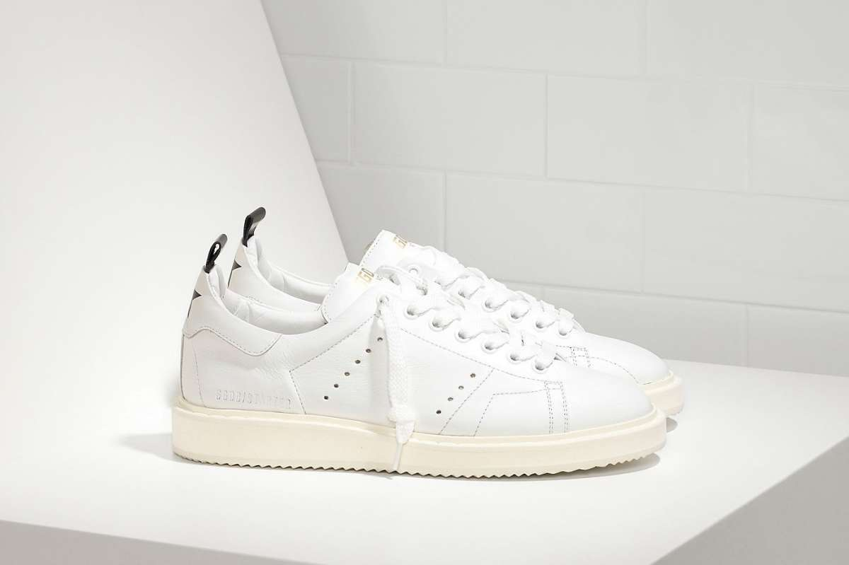 Sneakers bianche Golden Goose