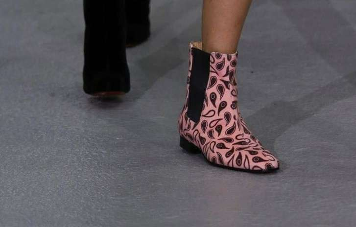 Chelsea boot Holly Fulton  stampati