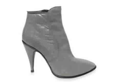 Padded Low Boots Rocco Pistolesi