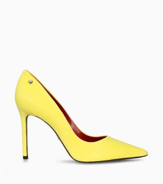 Pumps gialle