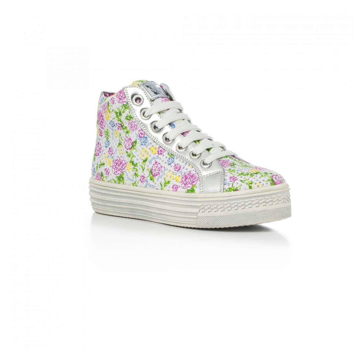 Sneakers con stampa Pittarosso