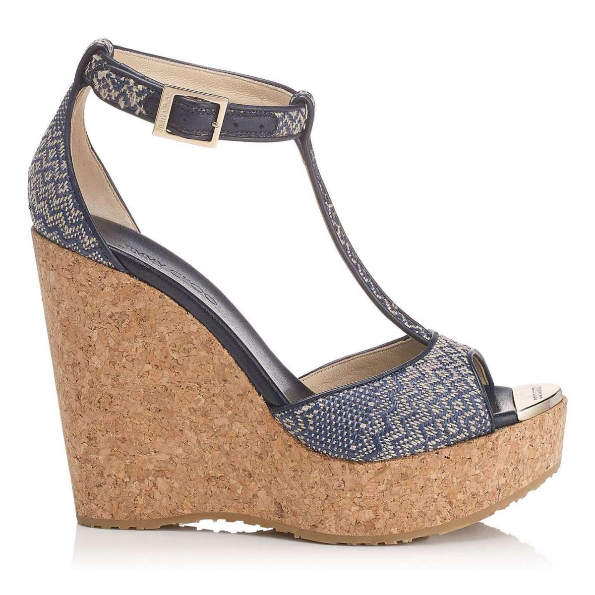 Zeppe in sughero Jimmy Choo