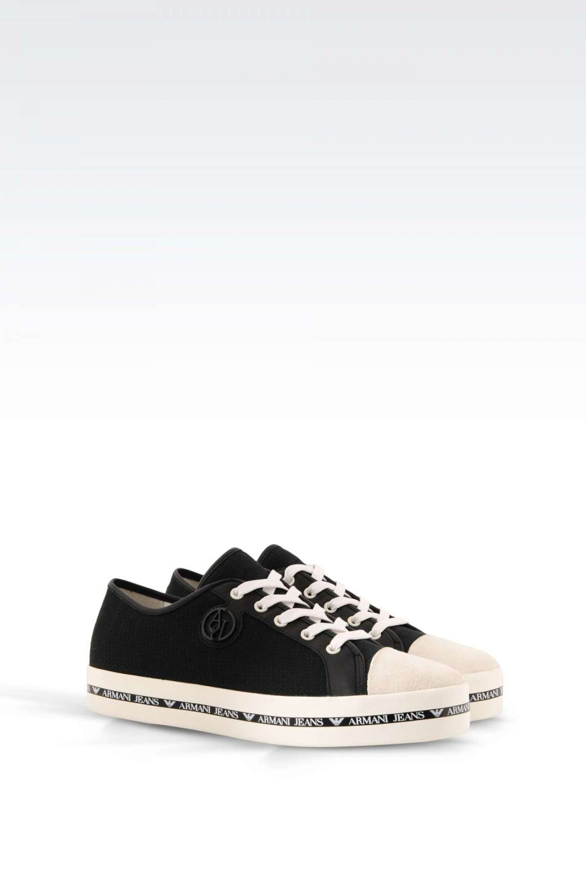 Sneakers nere Armani Jeans