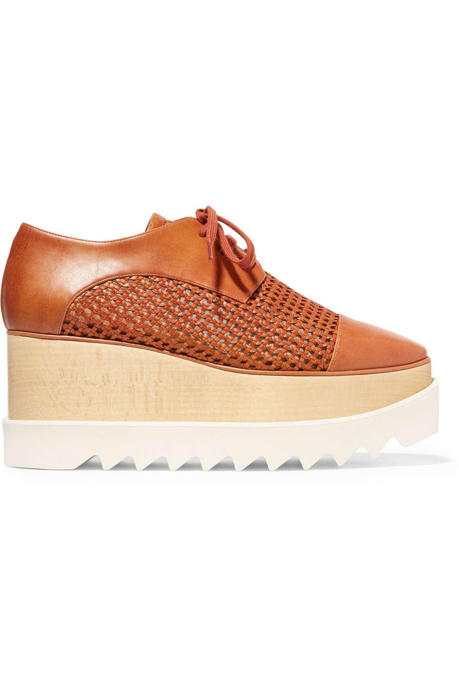 Oxford Stella McCartney laser cut