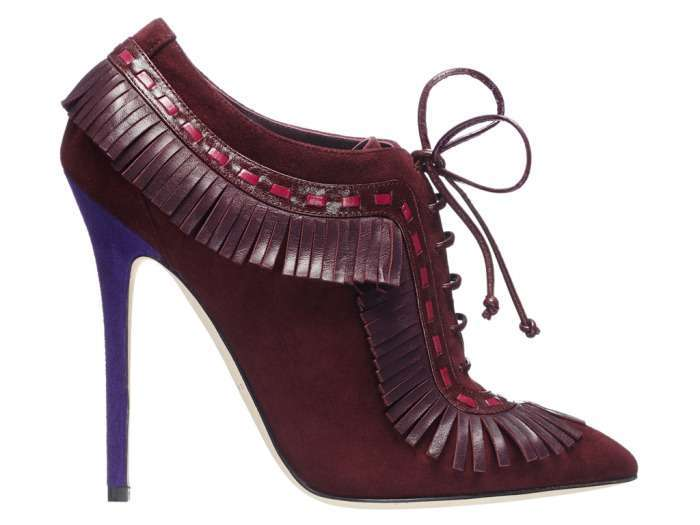 Ankle boot lace up Brian Atwood