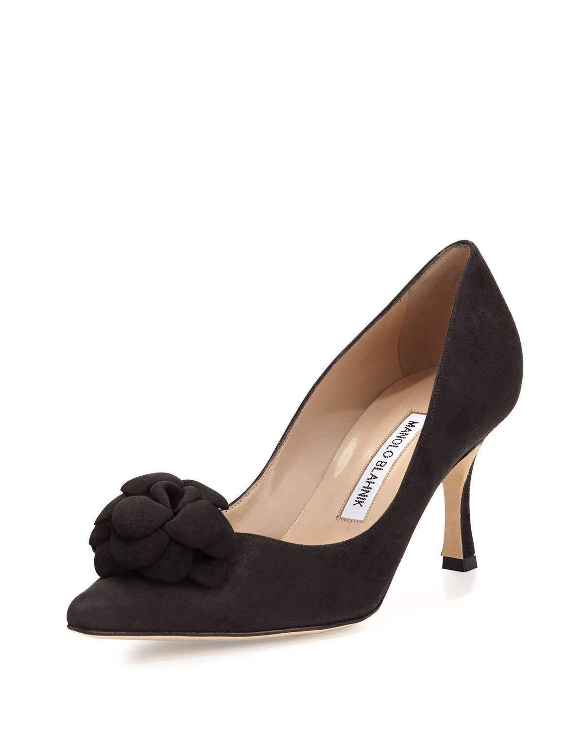 Pumps con stiletto medio