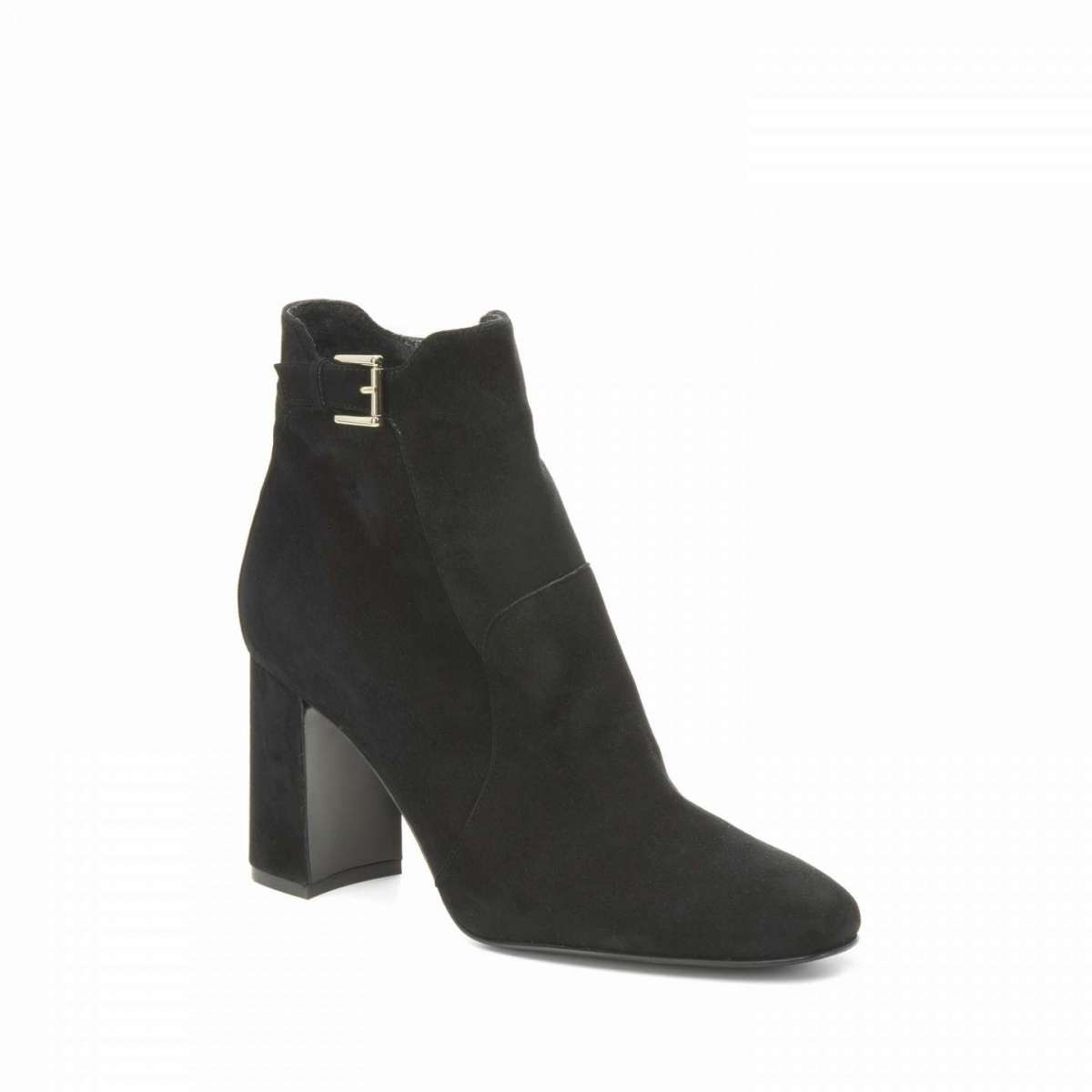 Ankle boot in suede Fratelli Rossetti