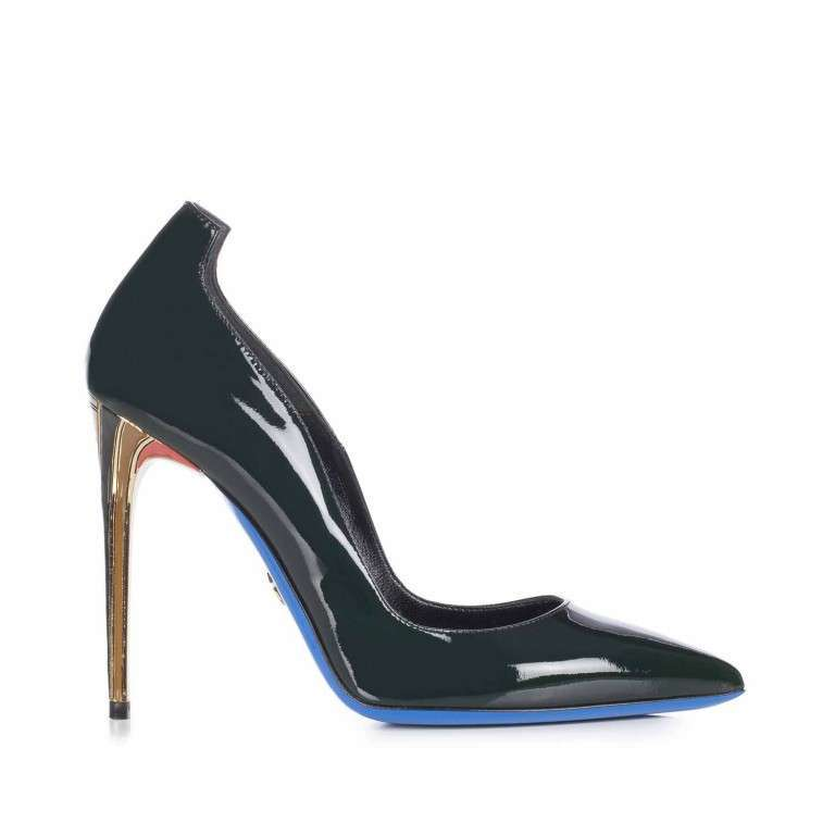 Pumps verdi Loriblu