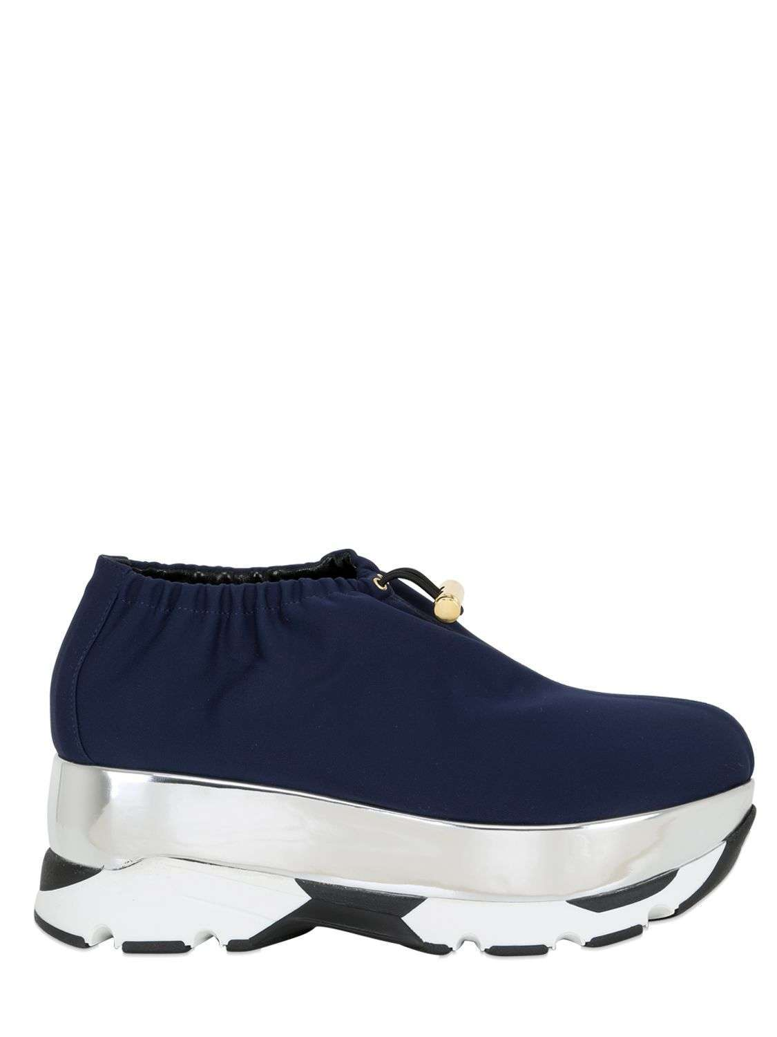 Sneakers in neoprene coulisse Marni