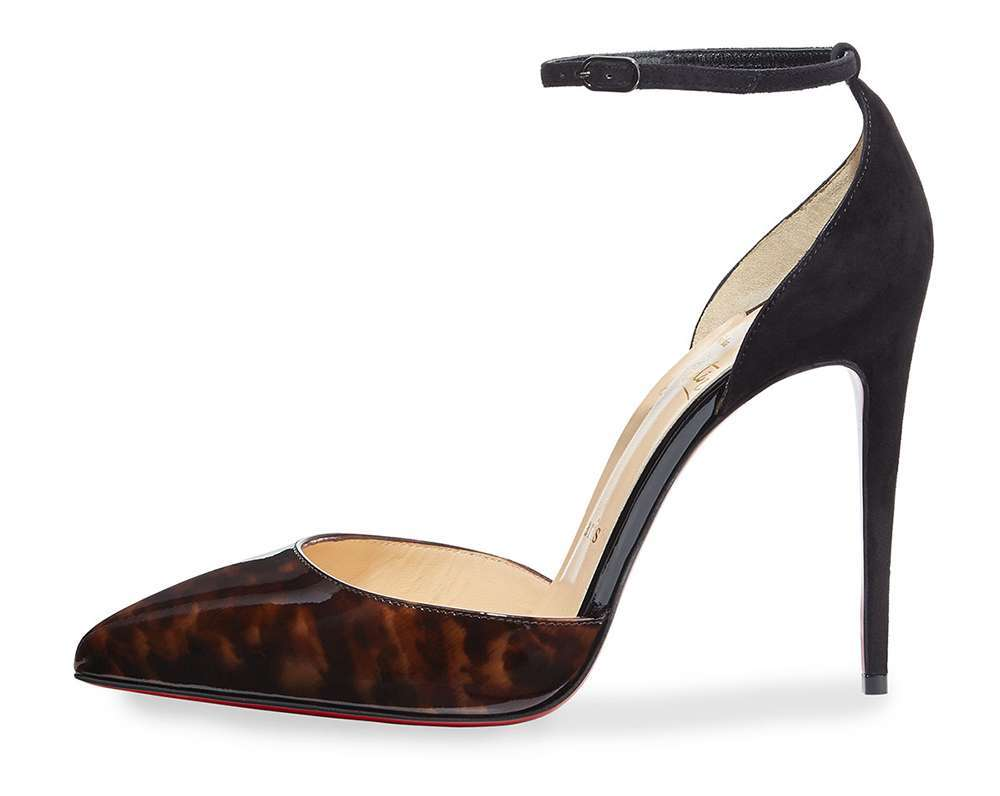 Mary Jane animalier Christian Louboutin