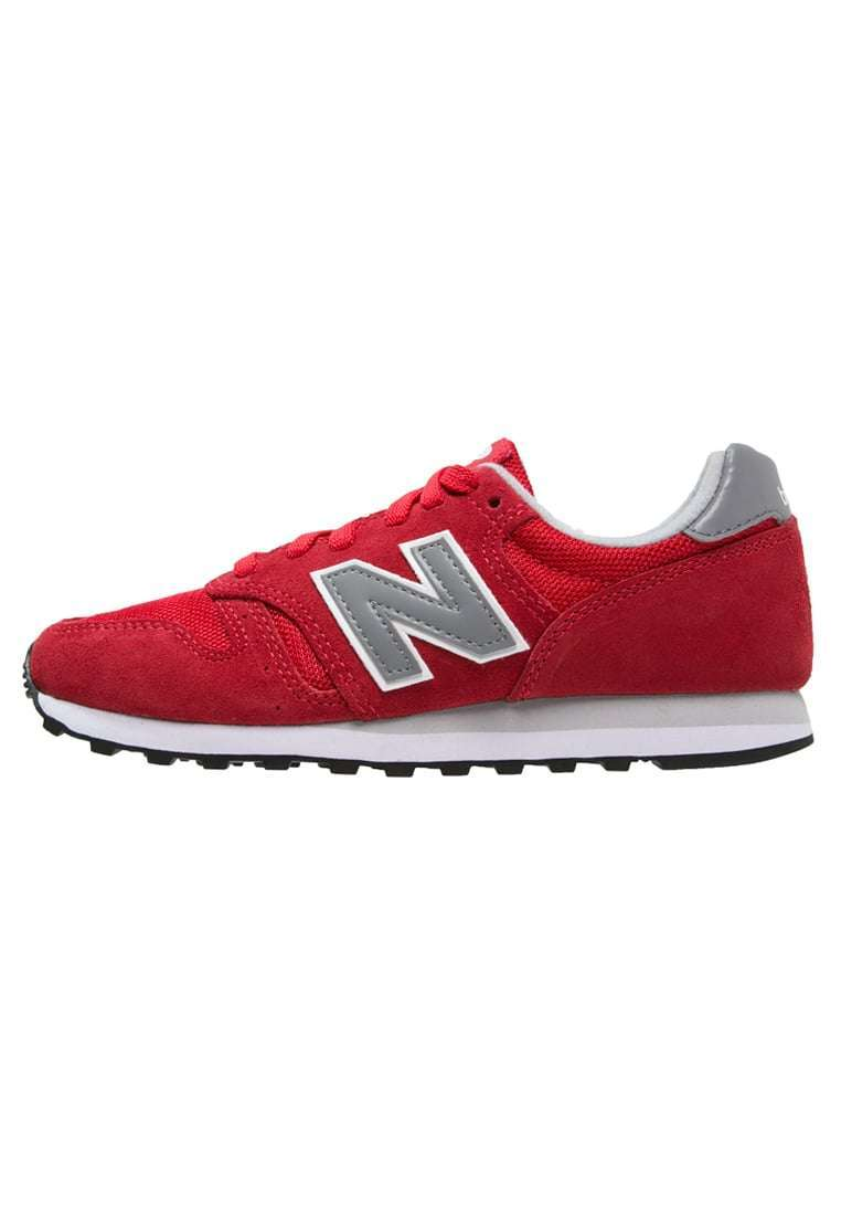 Sneakers rosse New Balance