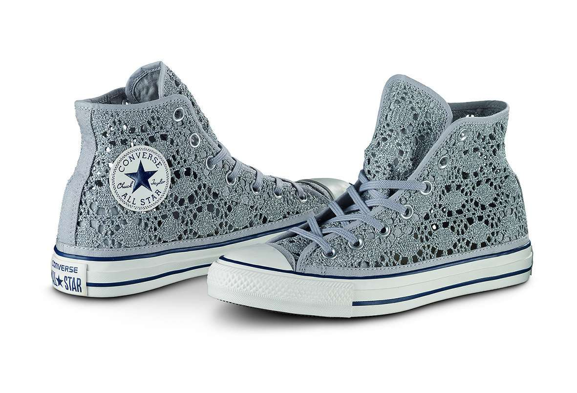 Converse Chuck Taylor Crochet All Star