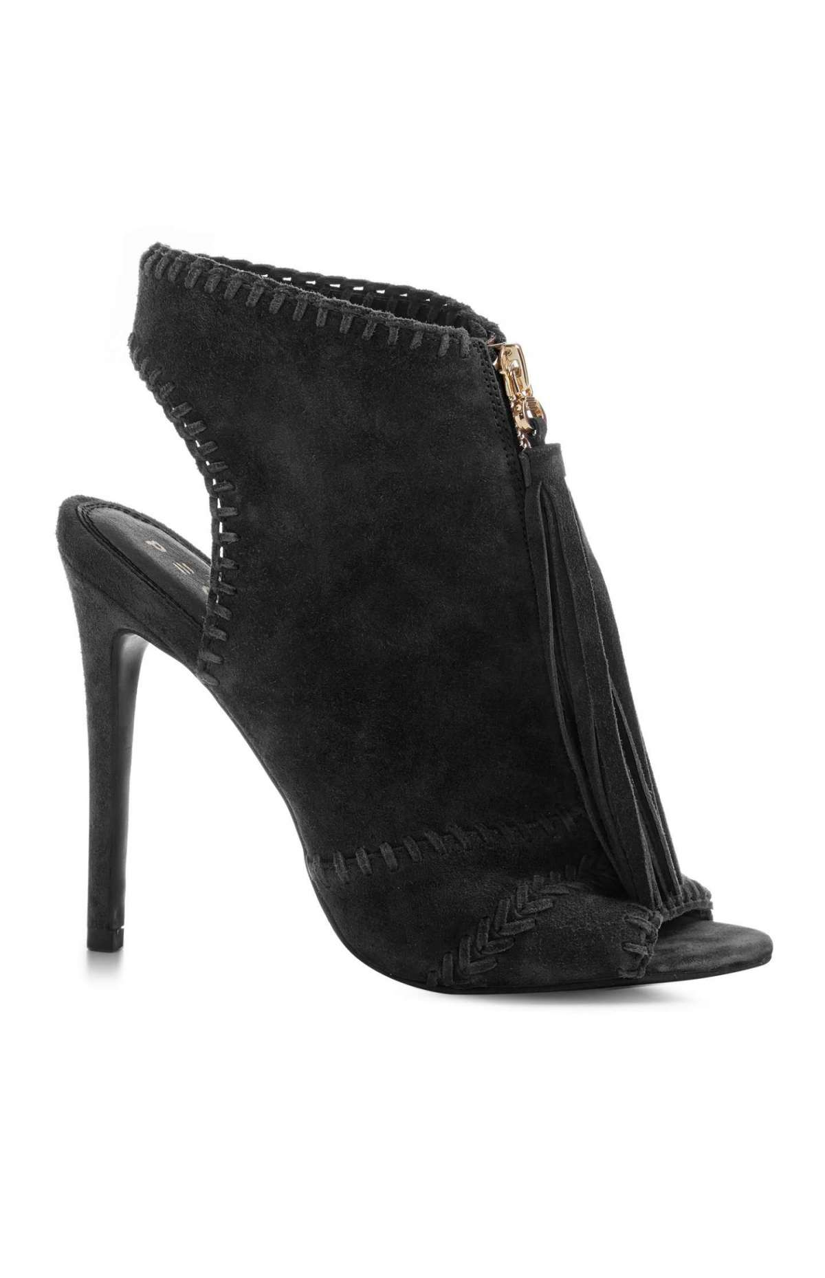 Ankle boot scamosciati