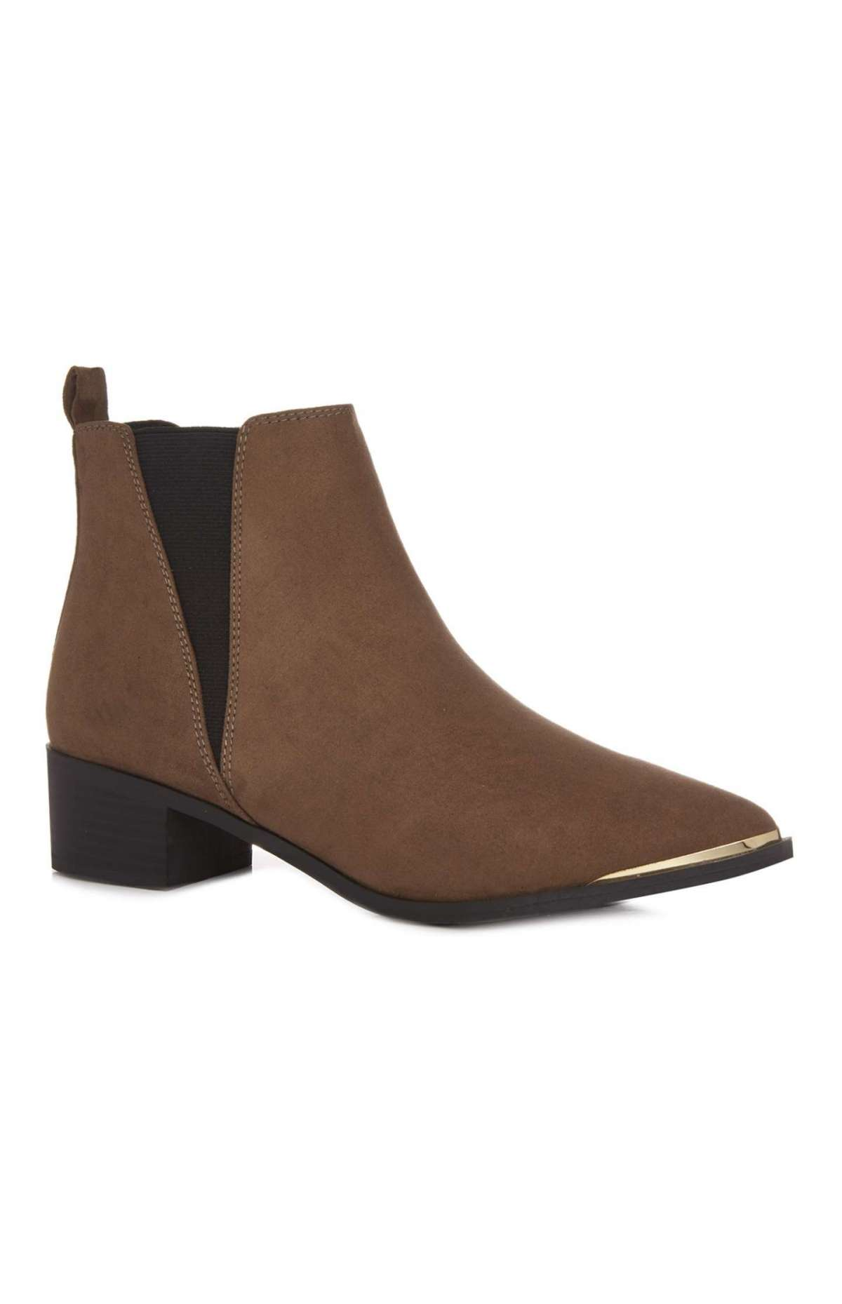 Ankle boot a punta Primark
