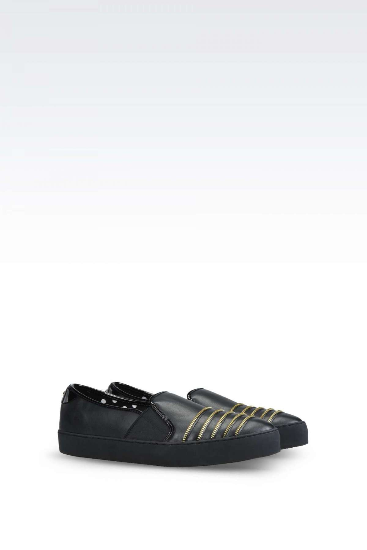 Slip on con zip Armani Jeans