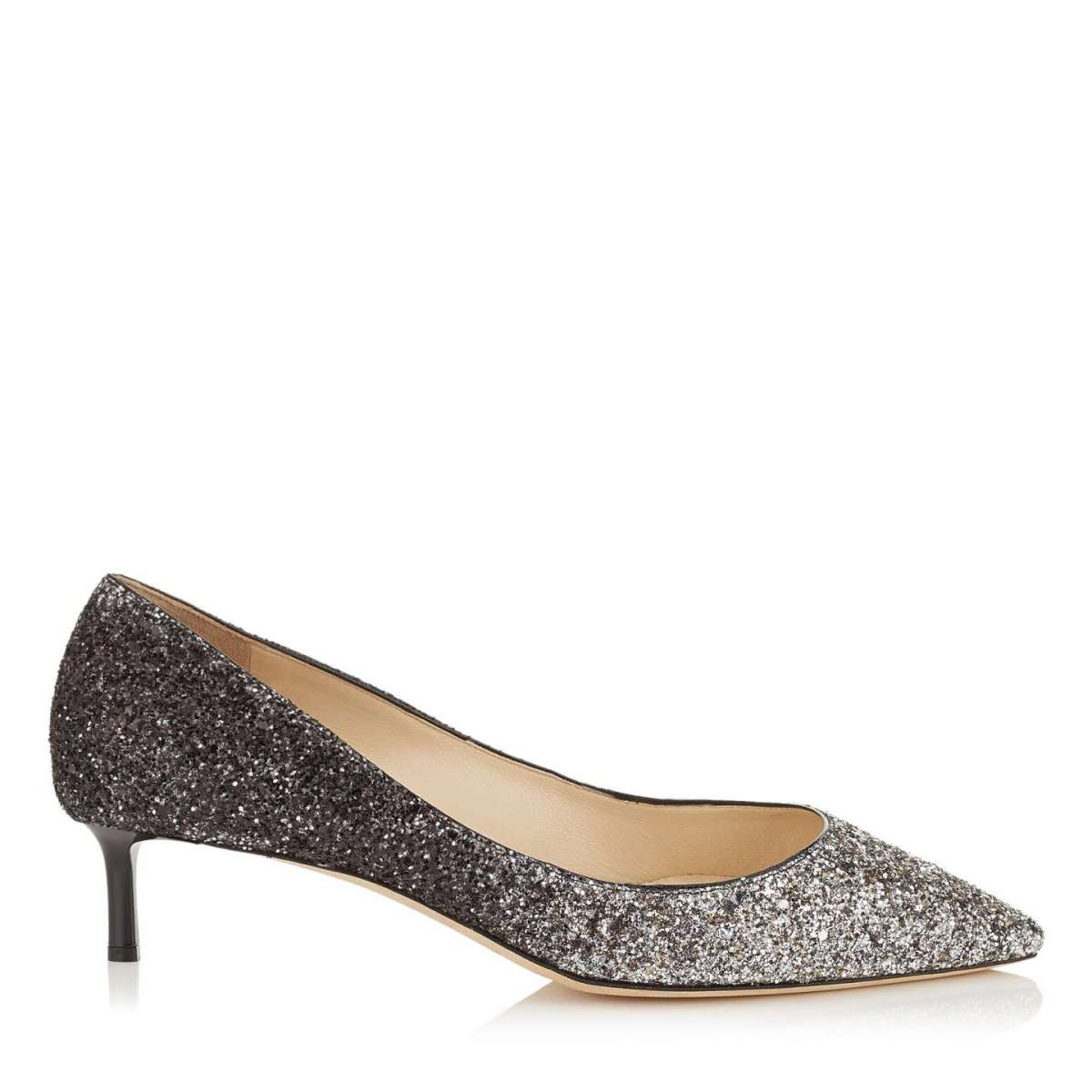 Pumps con tacco gattino Jimmy Choo