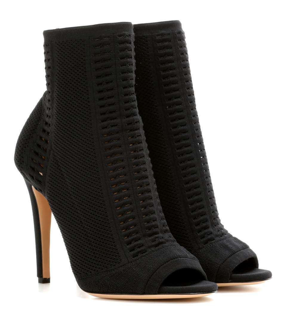 Ankle boots open-toe Gianvito Rossi