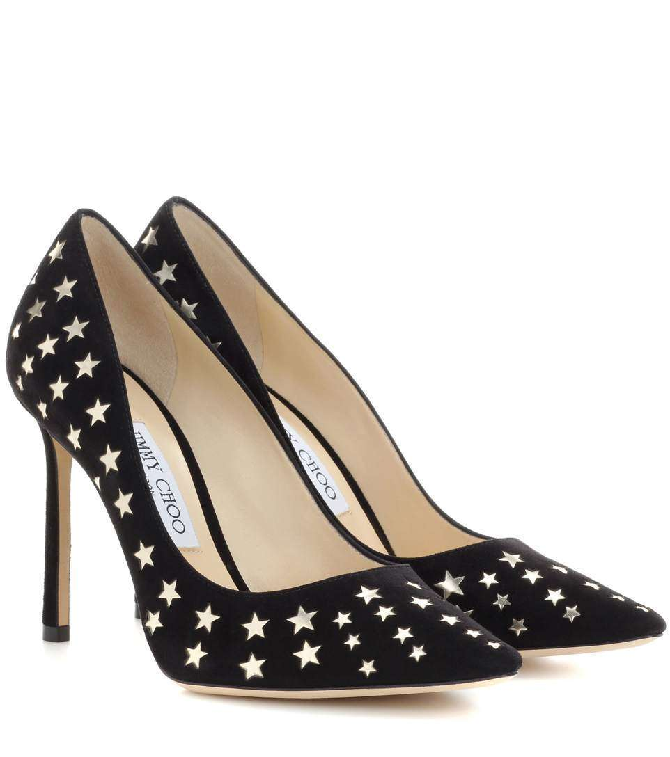 Pumps con stelle Jimmy Choo