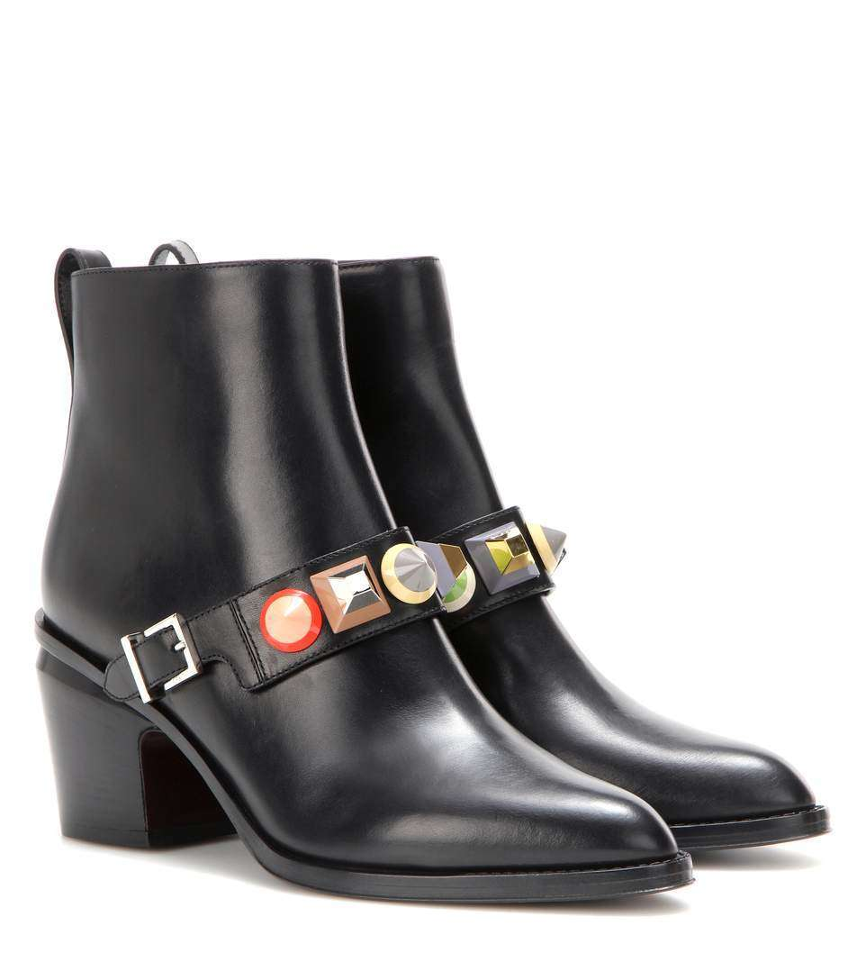 Ankle boots Fendi