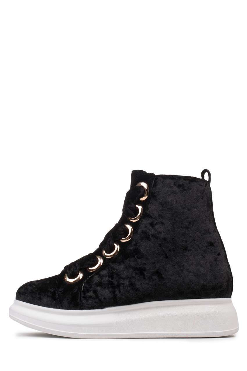 Sneakers in velluto Jeffrey Campbell