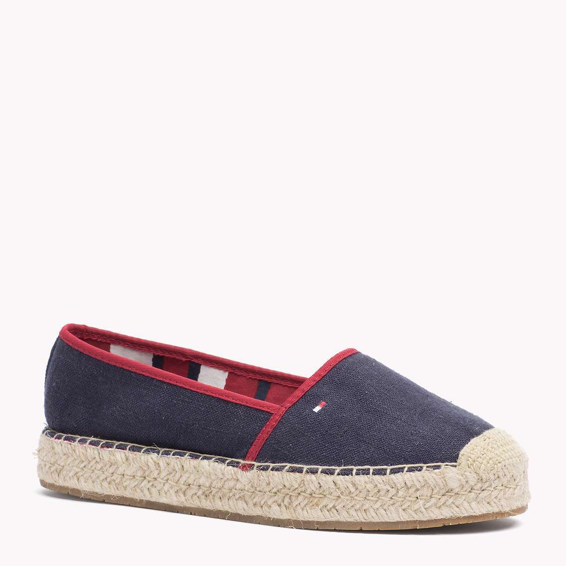 Espadrillas in denim Tommy Hilfiger