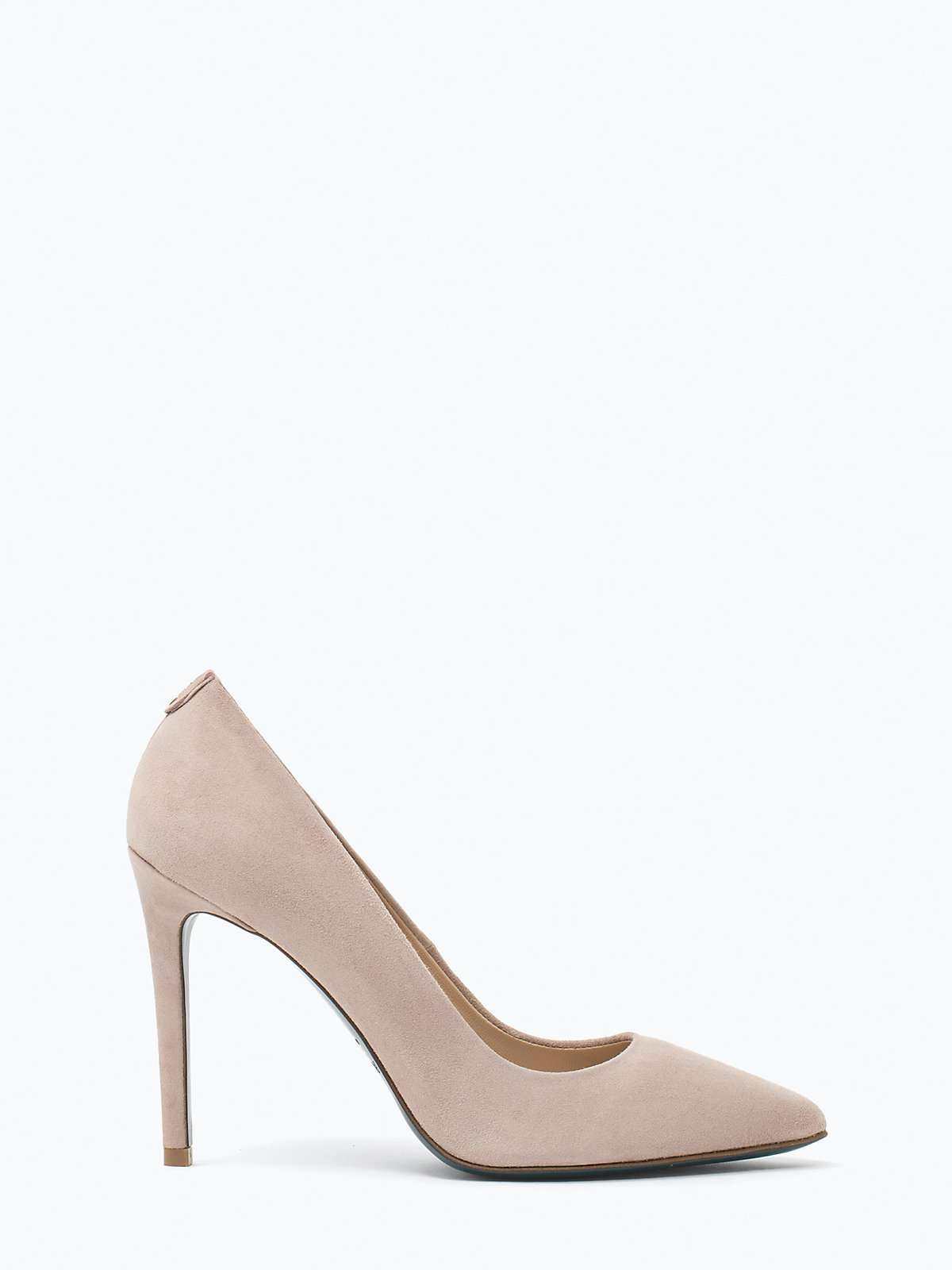 Pumps in camoscio Patrizia Pepe