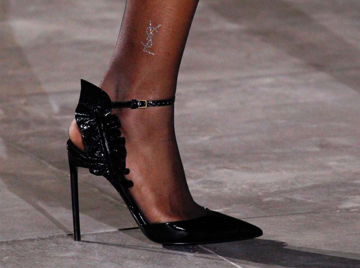 Scarpe Primavera Estate 2017 Saint Laurent