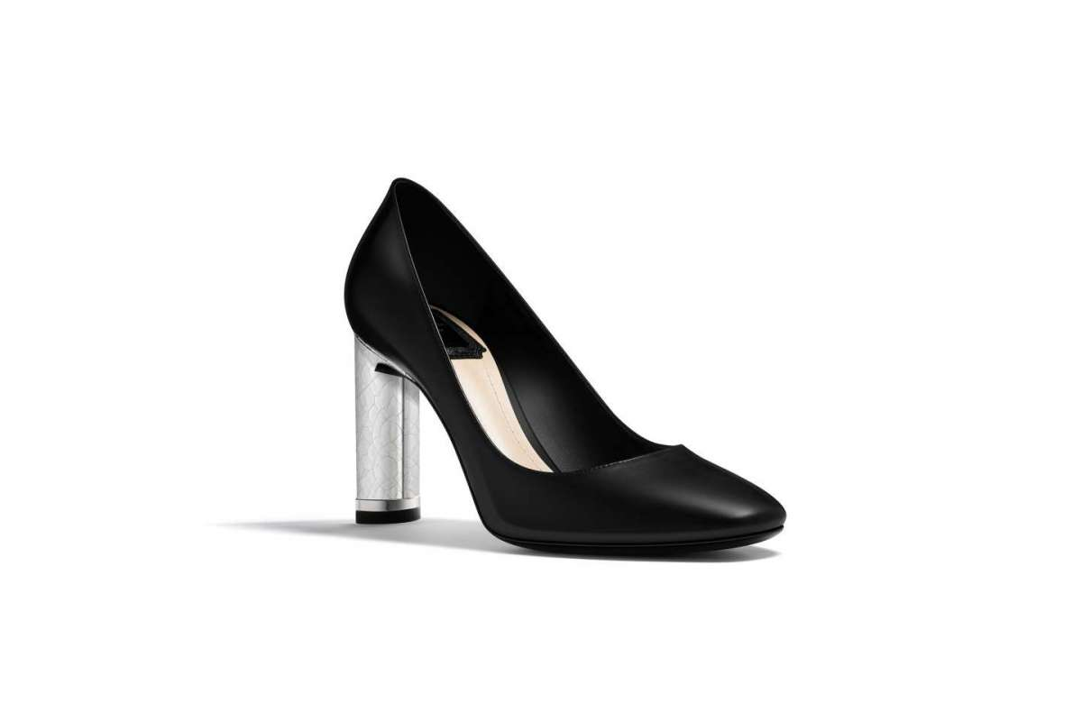 Pumps nere Christian Dior